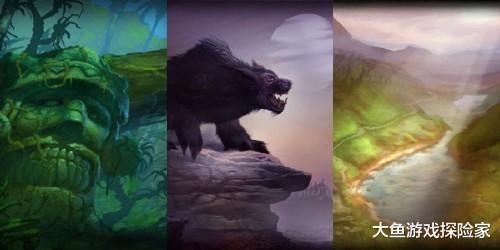 魔獸懷舊服:解讀9大職業天賦背景圖,狂暴戰的怒火可以燃盡山嶽-圖5