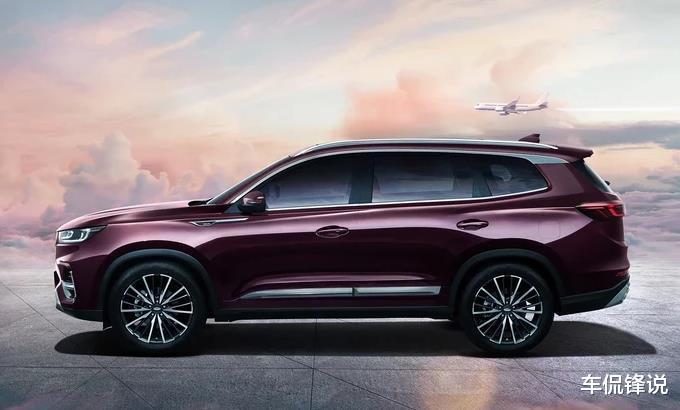 """奇瑞要做中國的""""燈廠"""",王牌車型要來,基於奇瑞T1X平臺打造-圖4"""