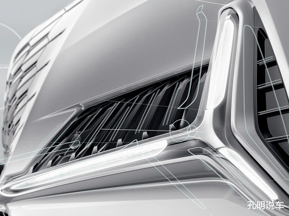 長安引力第二款SUV定妝照,雙尾翼+貫穿燈!意大利設計師沒白請-圖5