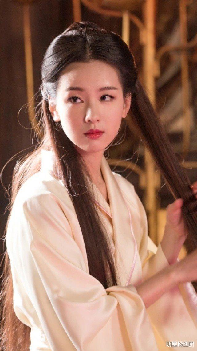 佟麗婭新劇出演傾國傾城的西施,結果女二神似劉亦菲,比她都要美-圖7