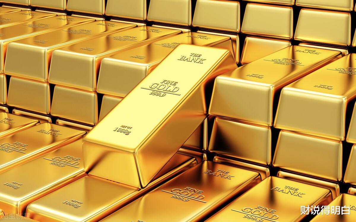 想買黃金,怎麼買是最合適的方式,什麼時候是最合適的時機-圖2