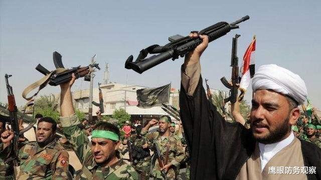 美國加速撤軍之際,伊拉克政府突然行動:親伊朗民兵被趕出巴格達-圖4