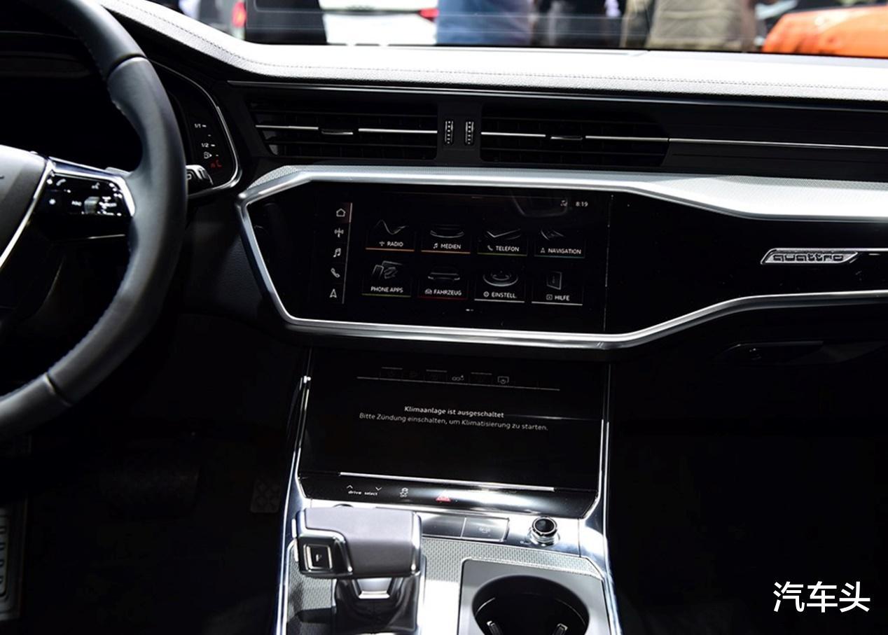 A6 allroad本身就是奧迪設計、科技以及四驅的表現形式,真奧迪!-圖10