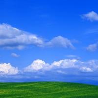 礼泉蓝天白云
