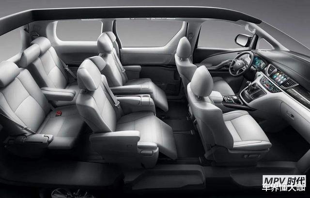 國寶級MPV曝光!頭等艙座椅配航空頭枕,比奔馳S級都舒服-圖8