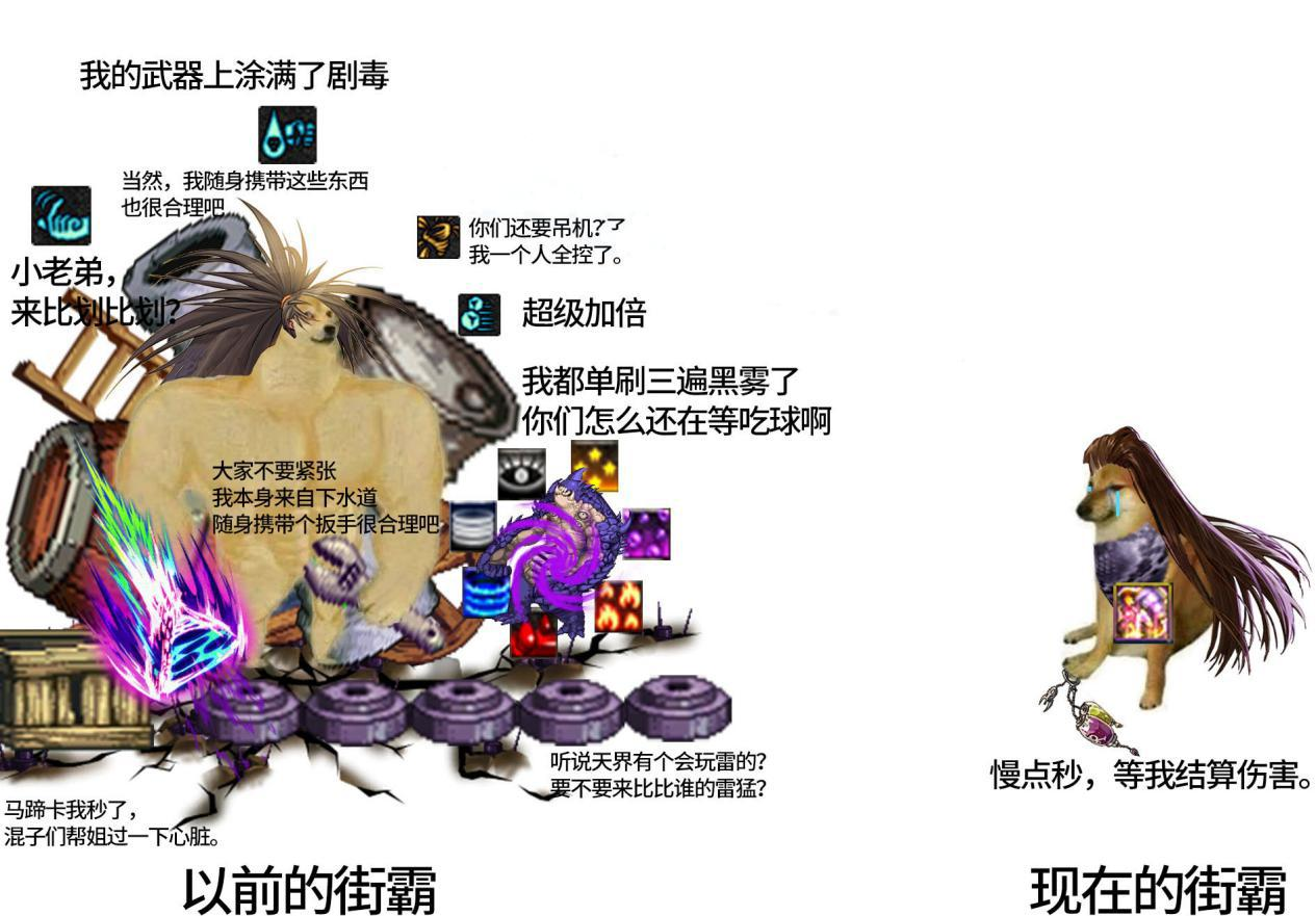 "DNF:女格鬥""三覺梗""來襲,光兵成瞭大姐頭,柔道C位出道-圖4"