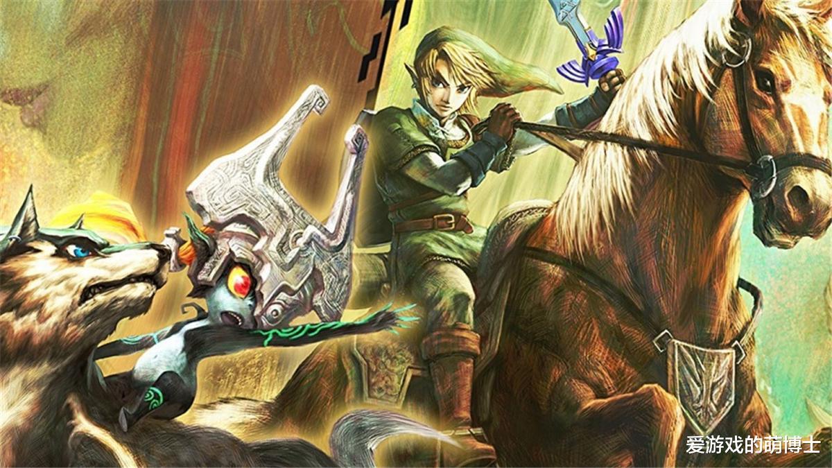一战成名_误认为《塞尔达传说》的主角是塞尔达,日媒调查有近半玩家搞错过-第3张图片-游戏摸鱼怪