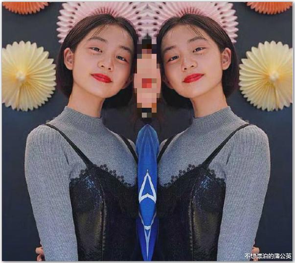黃磊小女兒慶生,14歲多多成焦點,一件毛衣穿兩年,眼神也變瞭-圖3