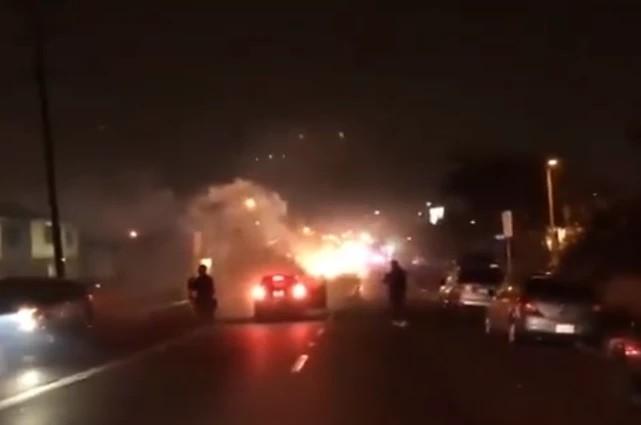 洛杉磯爆發激烈槍戰!黑豹黨首次與警方交手,戰果令白宮瞠目結舌-圖2