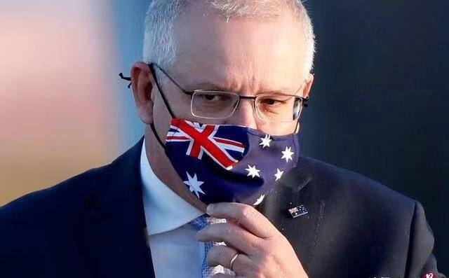 """一幅漫畫惹得澳大利亞不爽,要求中方""""道歉"""",原作者:有空再畫-圖4"""