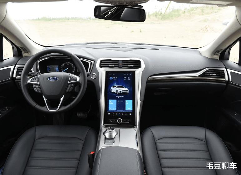 2020款福特蒙迪歐顏值升級 全系12.8寸大屏 兩種動力選擇-圖3
