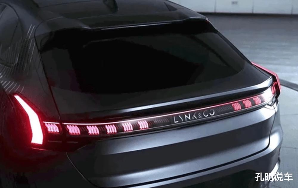 比亞迪漢有對手瞭,領克中大型轎車亮相!或5秒內破百-圖5