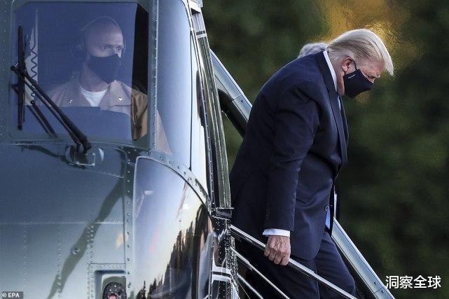 特朗普幕僚長:總統周五的情況令人嚴重擔憂,出現心悸,發高燒-圖3