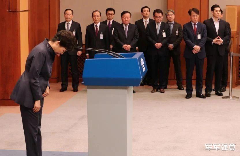 反擊號角吹響,樸槿惠要出來瞭,新領袖讓人佩服-圖2