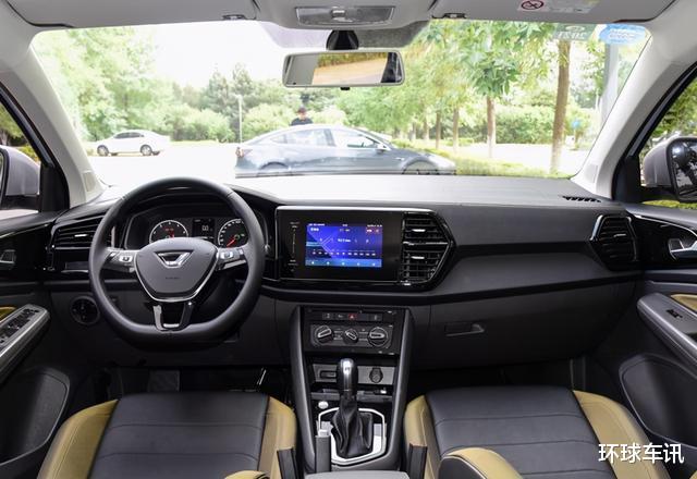 十萬內德系SUV:王牌發動機、比CRV大氣,還看啥哈弗H6-圖3