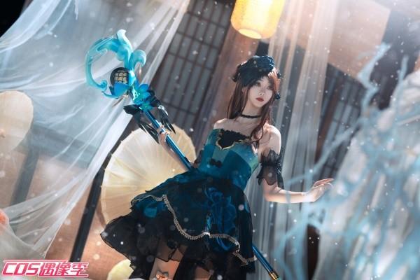 cosplay:《王者榮耀》王昭君雙人舞-圖6