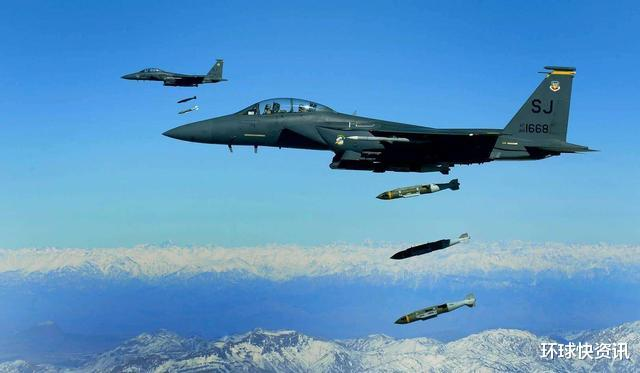 傷亡慘重!美軍突然參戰,連續發動猛烈空襲-圖2