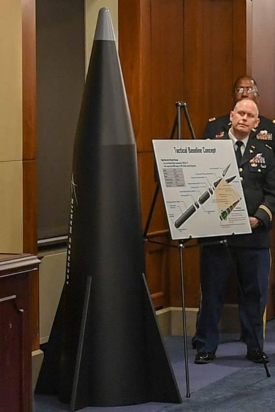美國宣佈已有不可思議的武器,前所未有的系統-圖2