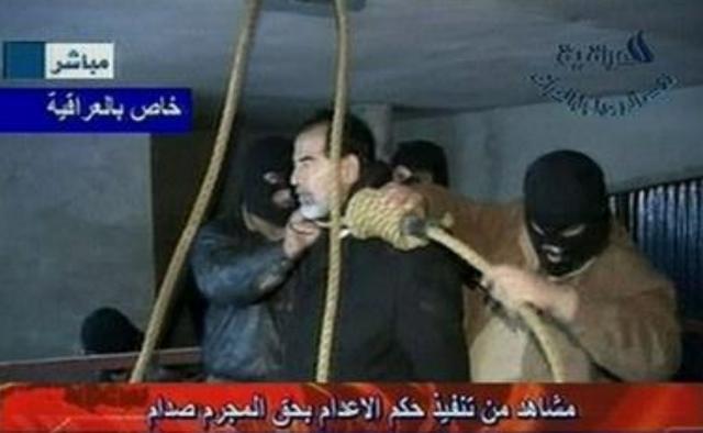 薩達姆被執行絞刑前提瞭三個簡單要求,分別是什麼?獲得準許瞭嗎-圖7