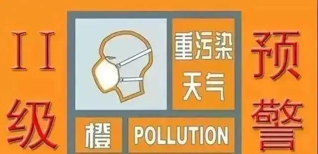 最新!11月9日8時,石傢莊市將啟動重污染天氣Ⅱ級應急響應-圖2