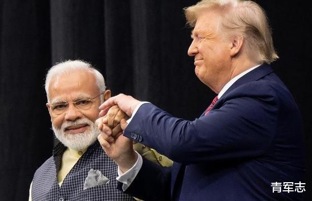 不纏著瞭?美國承認在幹涉中印沖突,並向印度提供瞭強大的支持-圖2