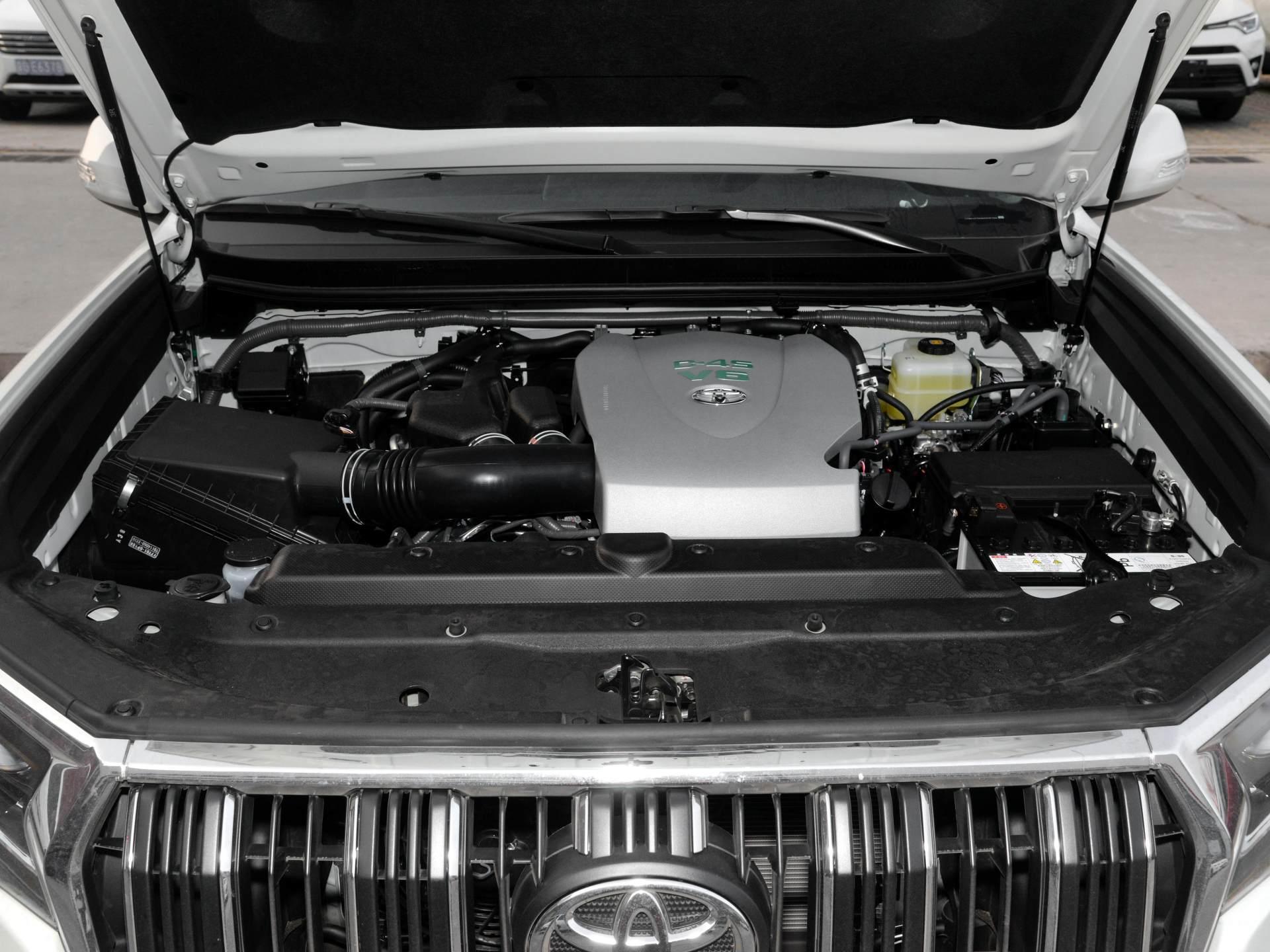 為越野而生的普拉多,3.5L V6+6AT,哈弗H9還不行-圖5