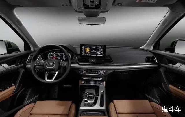 全新奧迪Q5中期改款 最大馬力265匹 配2.0T發動機-圖5