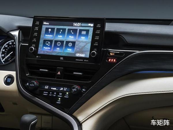 """豐田B級""""標桿""""海外煥新,TNGA架構,3.5L V6+懸浮式大屏,真香-圖6"""