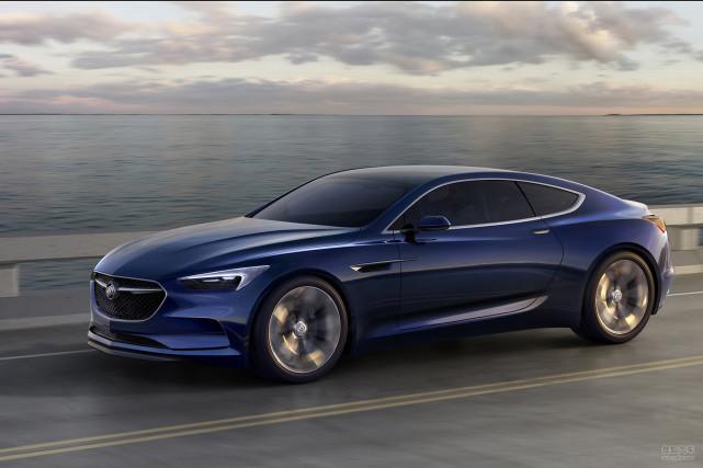 別克終於妥協,推出的新款V6轎跑車正式亮相,指導價26萬起-圖2