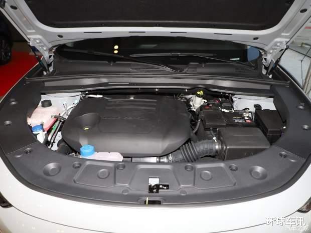 長安全新大五座SUV:14揚聲器索尼音響、上藍鯨2.0T-圖5