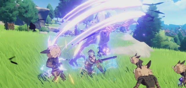 网页游戏武林英雄_《原神》:领略一下提瓦特大陆元素的力量,精通元素用法才是最强-第12张图片-游戏摸鱼怪