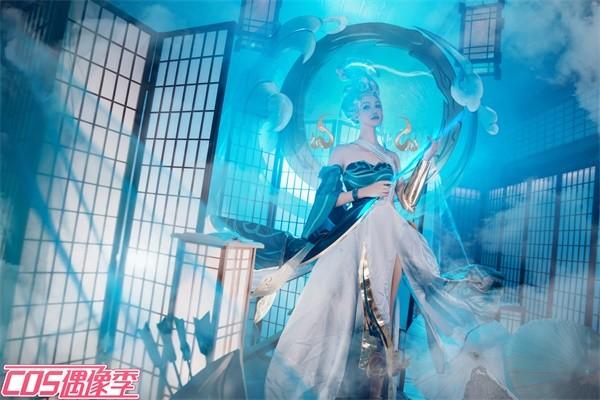cosplay:《王者榮耀》伽羅@-戚顧兒Miki--圖10