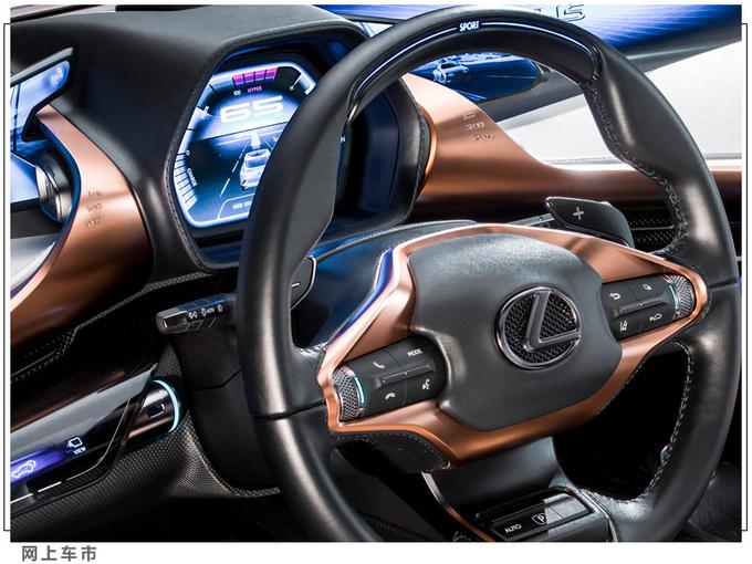 雷克薩斯全新SUV曝光!定位RX轎跑版,搭3.5L V6引擎+電動機-圖7