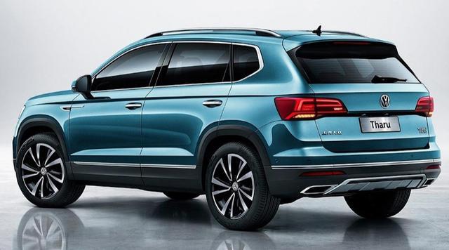 大眾全新SUV於10月13日首發 或定位於緊湊型-圖4