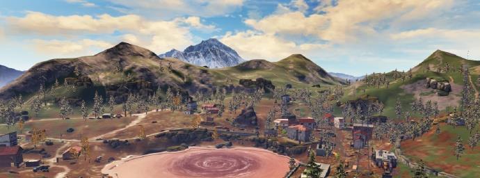 奥拉星白虎怎么打_这款生存游戏画面有多美?玩家差点因沉迷风景而忘记求生-第3张图片-游戏摸鱼怪