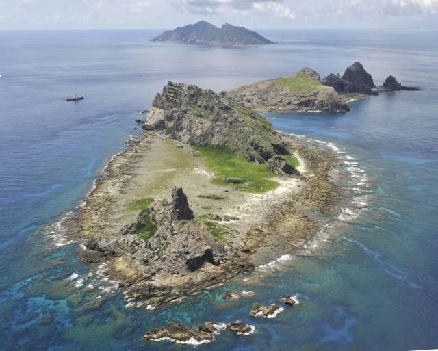 日媒:中國公務船在釣魚島海域停留時長創下紀錄-圖3
