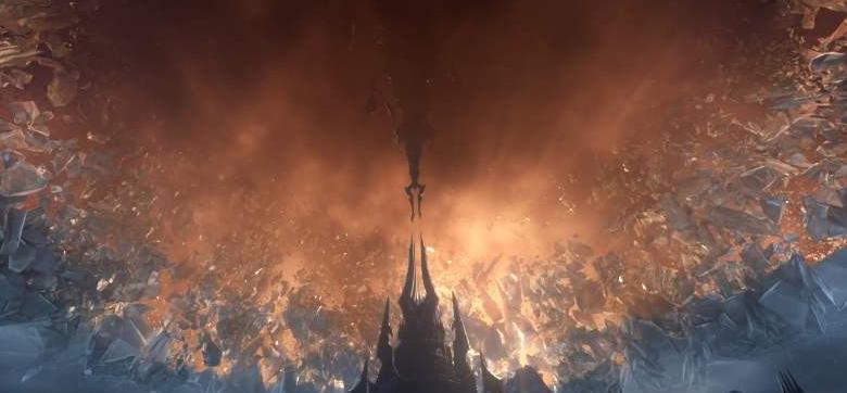 魔獸世界:PTR上線9.0前夕版本,天災入侵來瞭,暴風城秒變斯坦索姆-圖2