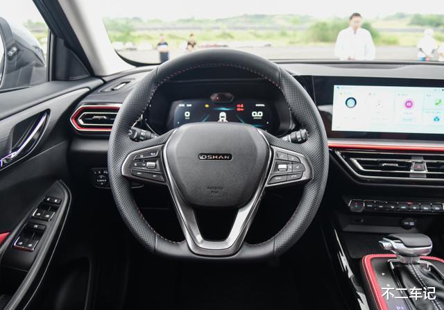 屬於年輕人的個性SUV,歐尚X5配置全面,有望成為爆款車型-圖10