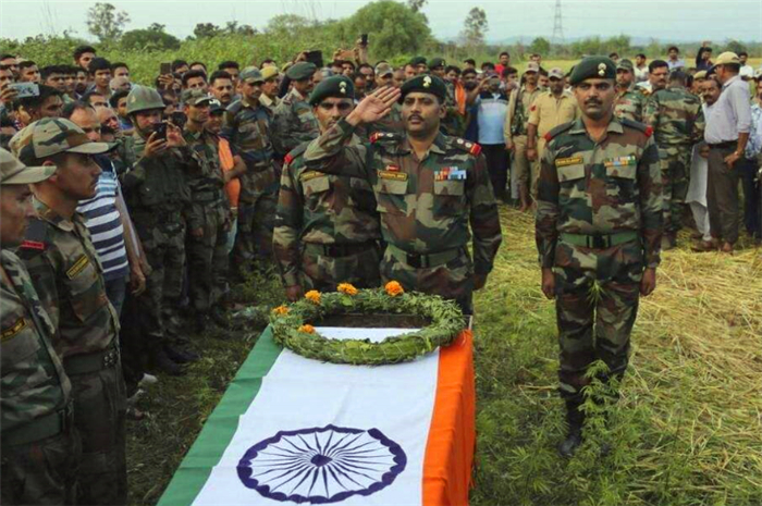 9月3日印度又在巴鐵邊境交火!10分鐘結束戰鬥,莫迪坐不住瞭-圖2