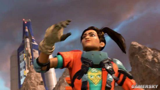 赛尔号光之翼能_《Apex英雄》最新英雄蕾帕特角色预告 爱打嘴炮的改装大师
