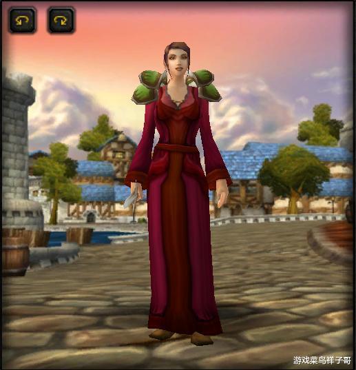 魔獸世界懷舊服:狂野肩鎧除瞭牧師以外,它依舊是治療的畢業肩膀-圖3