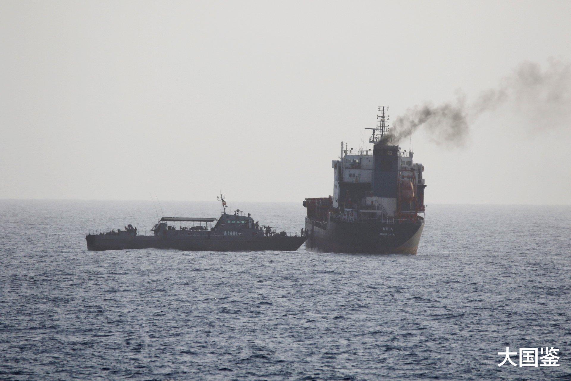 伊朗對美報復升級!特種兵空降俘獲輪船,大批美艦解救失敗-圖4
