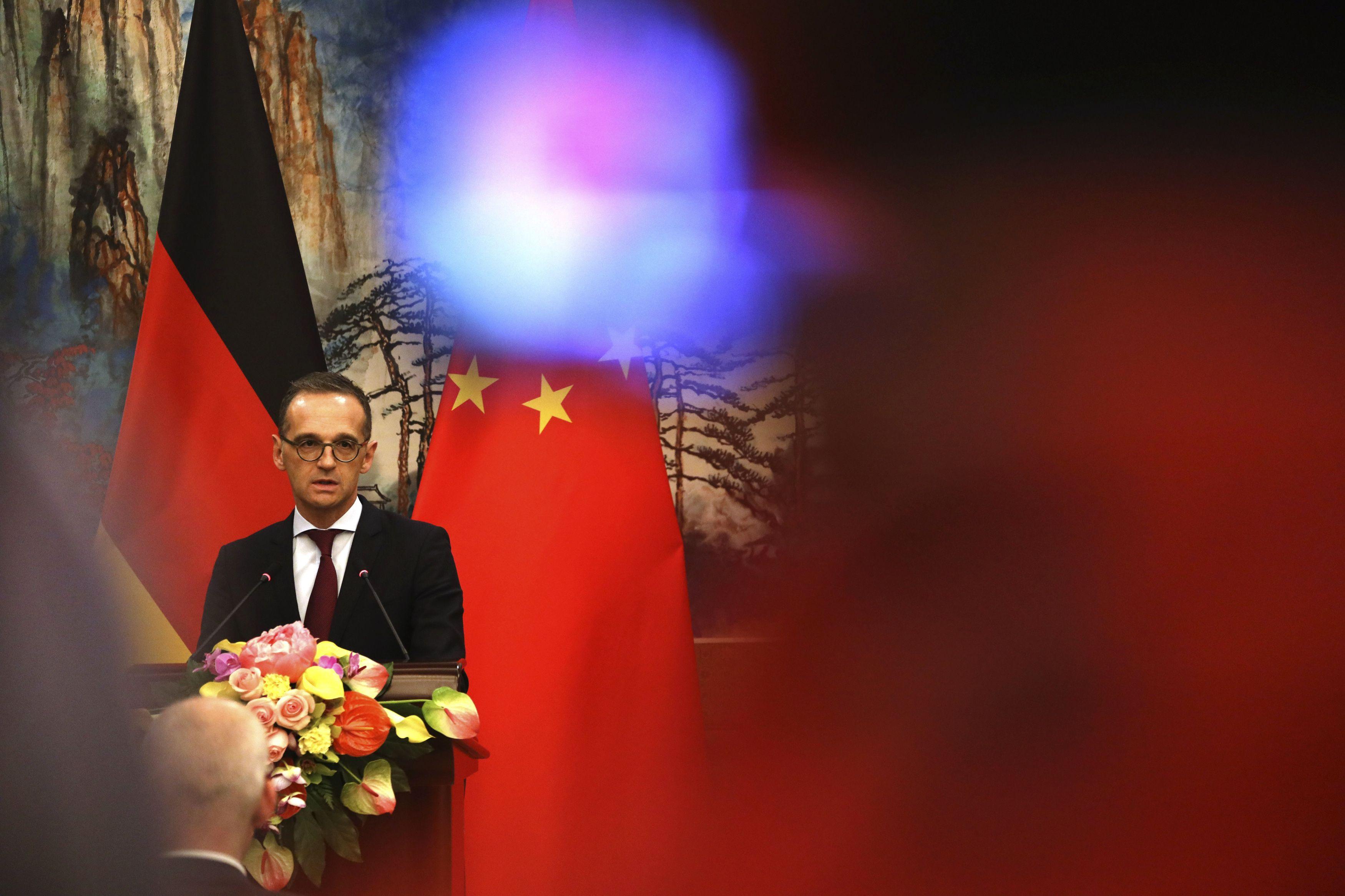 德國領導討論中國,傳達瞭意味深長的信號!-圖3