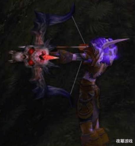 這把武器的存在極不合理!靈魂之弦,魔獸世界懷舊服NAXX最強神弓-圖2