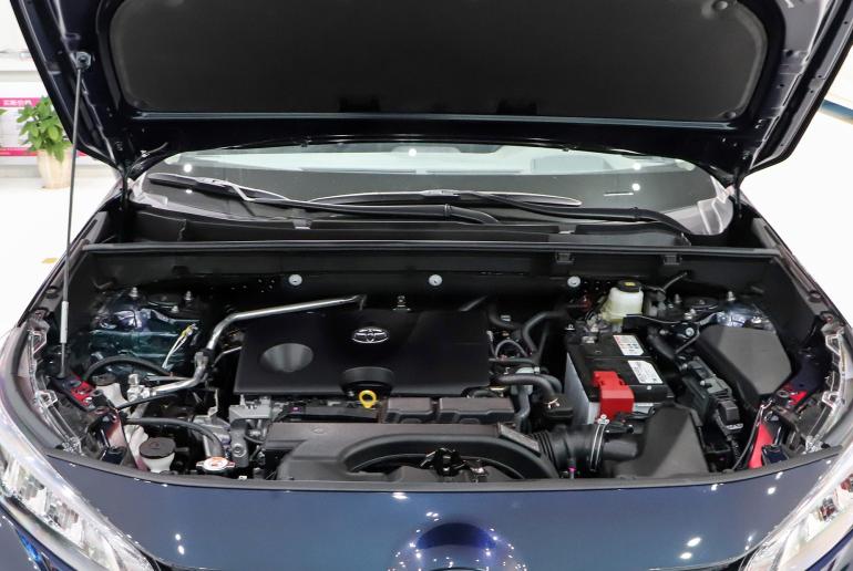 """漢蘭達的""""小老弟"""",2.5L雙擎油耗低至4.6L,3種四驅系統可選-圖8"""