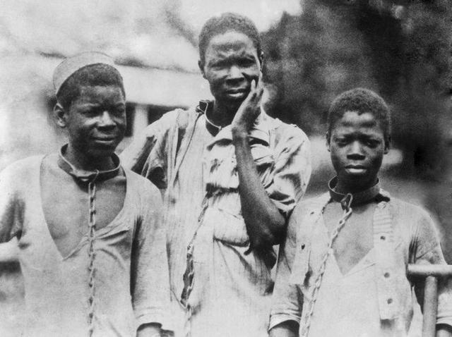 美洲的奴隸貿易市場,女黑奴是男黑奴身價的兩倍,專傢:生育工具-圖3
