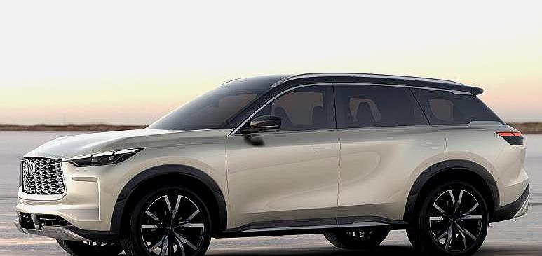 日系高端SUV亮相,前臉像奇瑞,車身像國產,但比寶馬X5好看霸氣-圖5
