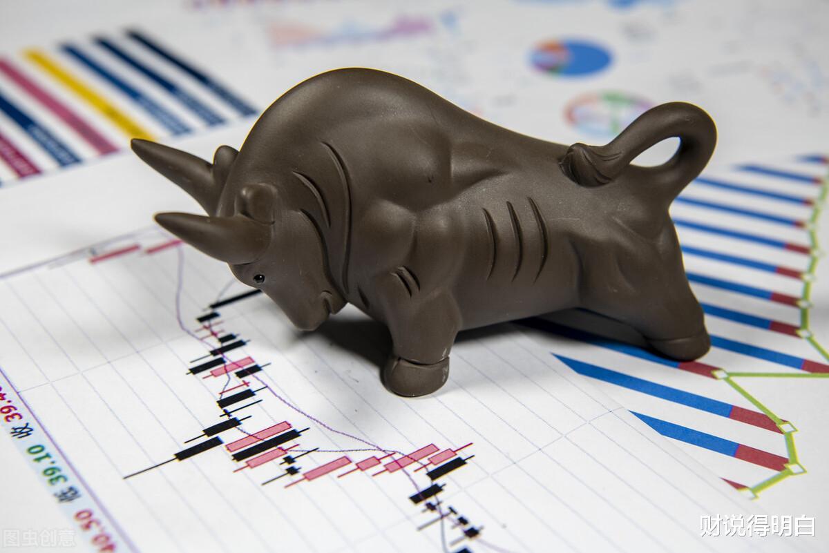你發現瞭嗎,老說股市不行,但收益率卻高於黃金-圖2