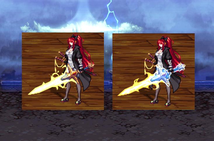 DNF:被忽視的95SS光劍,幻化能有火焰特效,+15才是顏值巔峰-圖2
