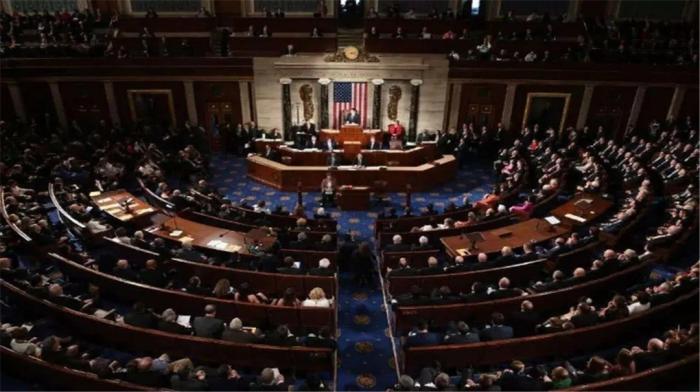 """要""""變天""""瞭,美國會出臺瞭400多條對華新政策,隻透露一個""""信號""""-圖2"""